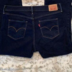 Levi's 513 Bodyshaping Jeans Women's 31👖